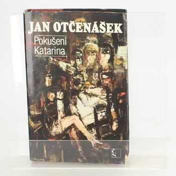Kniha Jan Otčenášek: Pokušení Katarina