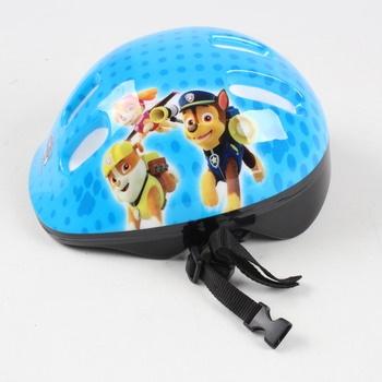 Dětská helma Paw Patrol modrá
