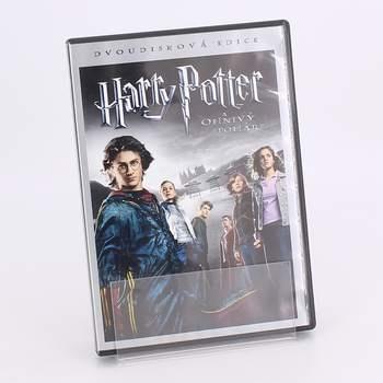 Harry Potter a ohnivý pohár - dvou disk. ed.