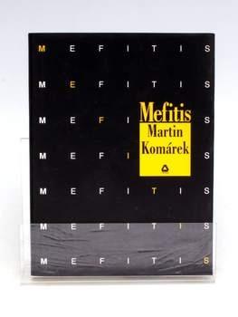 Kniha Jaroslav Komárek: Mefitis