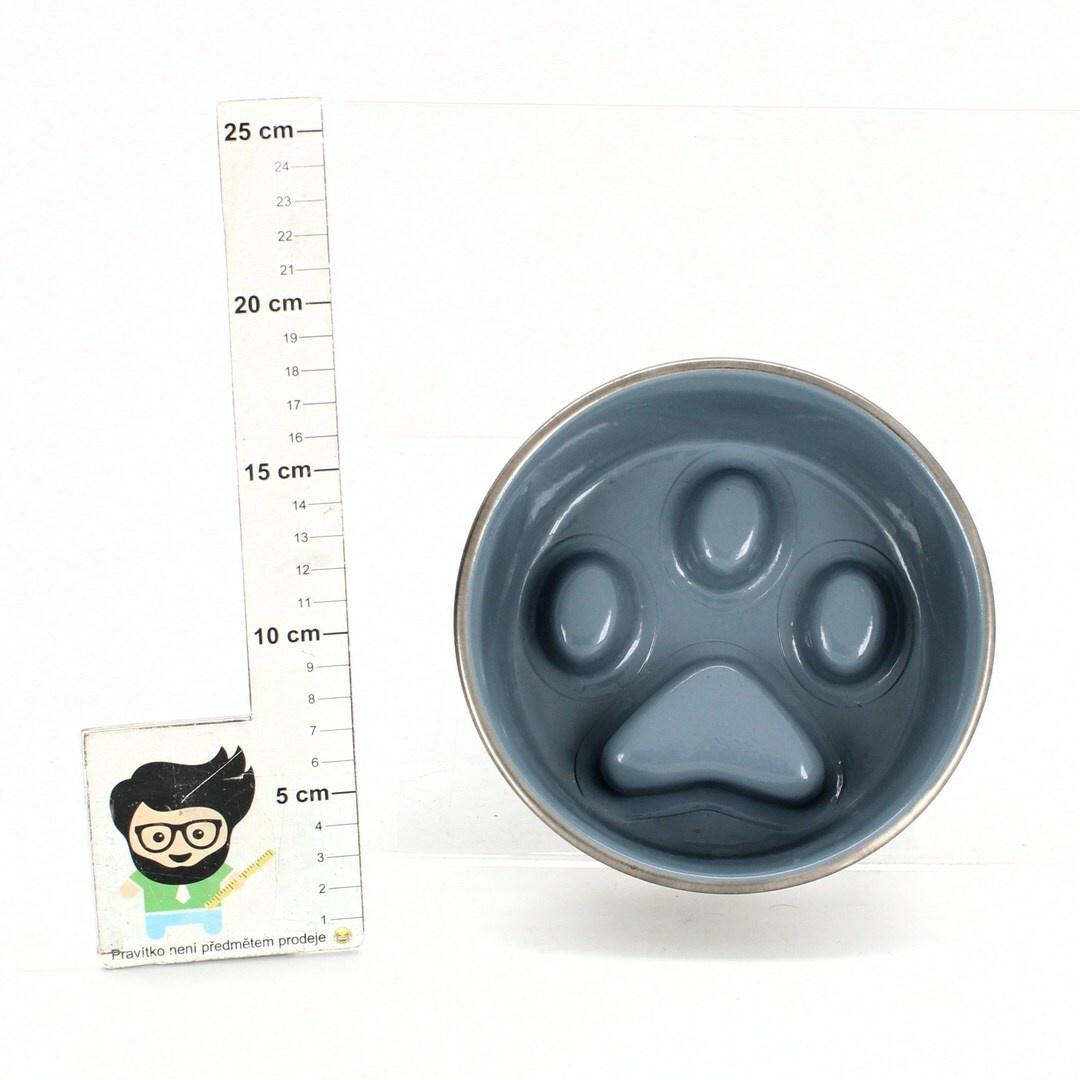 Miska pro psy ocelová 17cm
