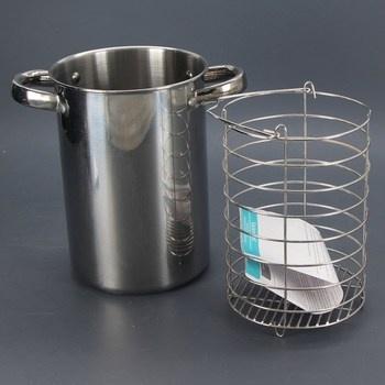 Napařovač Kitchen Craft Clearview