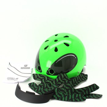 Cyklistická helma Nutcase L 60-64 cm, zelená