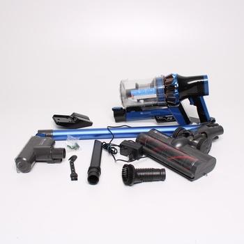 Akumulátorový vysavač Proscenic P10, modrá