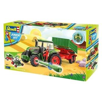 Model traktoru Revell 00817 Junior Kit