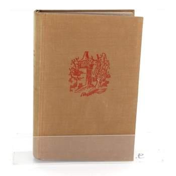 Kniha Osetek Alois Jirásek