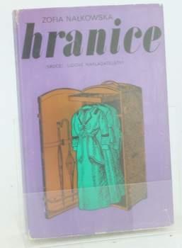 Kniha Z. Nalkowska: Hranice