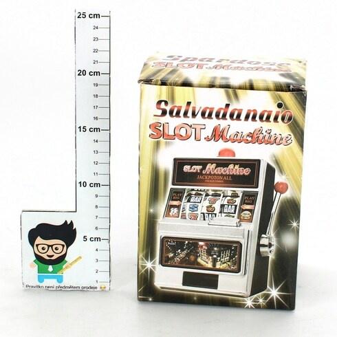 Dětský plastový automat Hucha