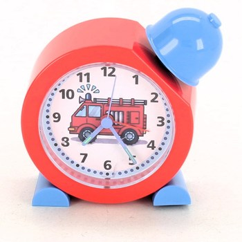 Dětský budík TFA s obrázkem auta