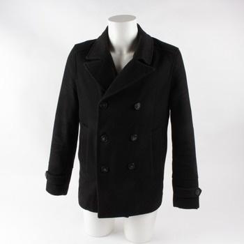 Pánský společenský kabát Celio černý f1550e0d68