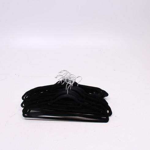 Ramínko na šaty Utopia černá