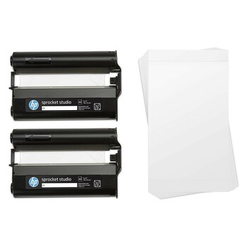 Fotopapír a cartridge HP 4KK83A