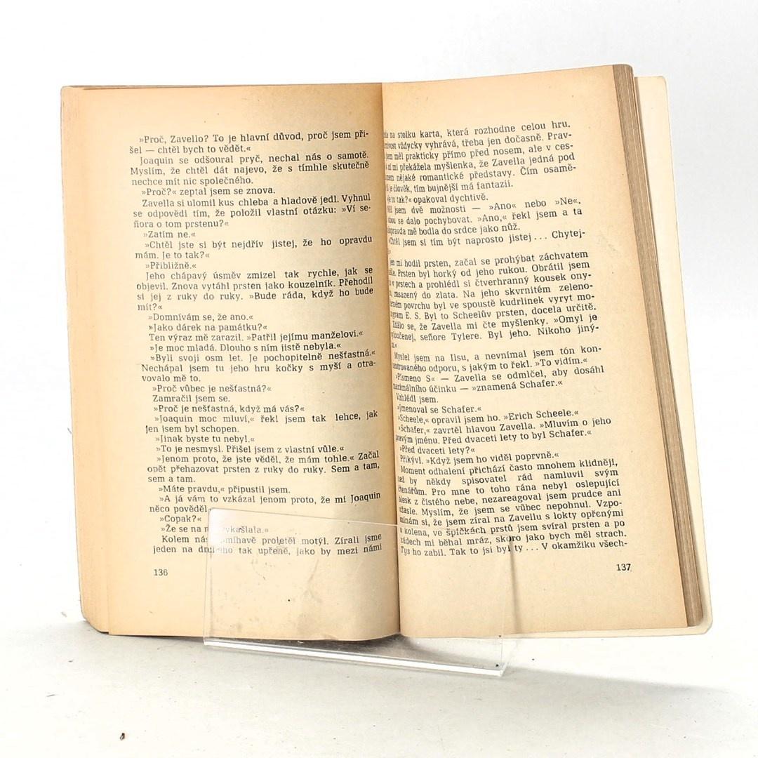 Kniha Francis Clifford: Čas je zrádná past
