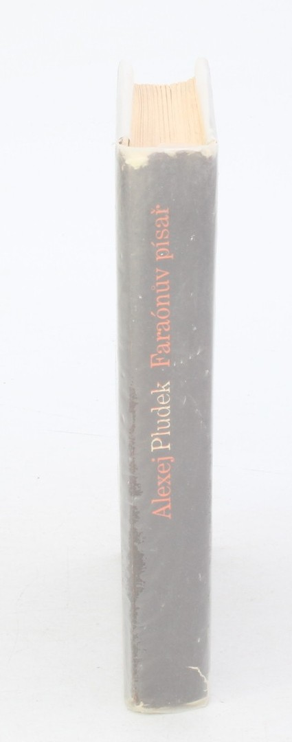 Kniha A. Pludek: Faraónův písař