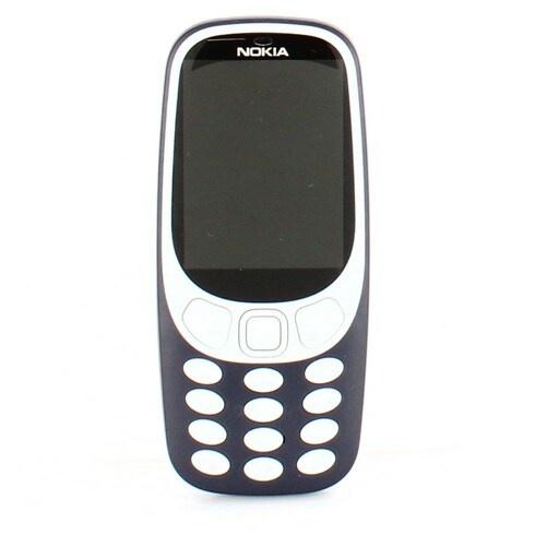Mobilní telefon Nokia 3310 Dual Sim modrý