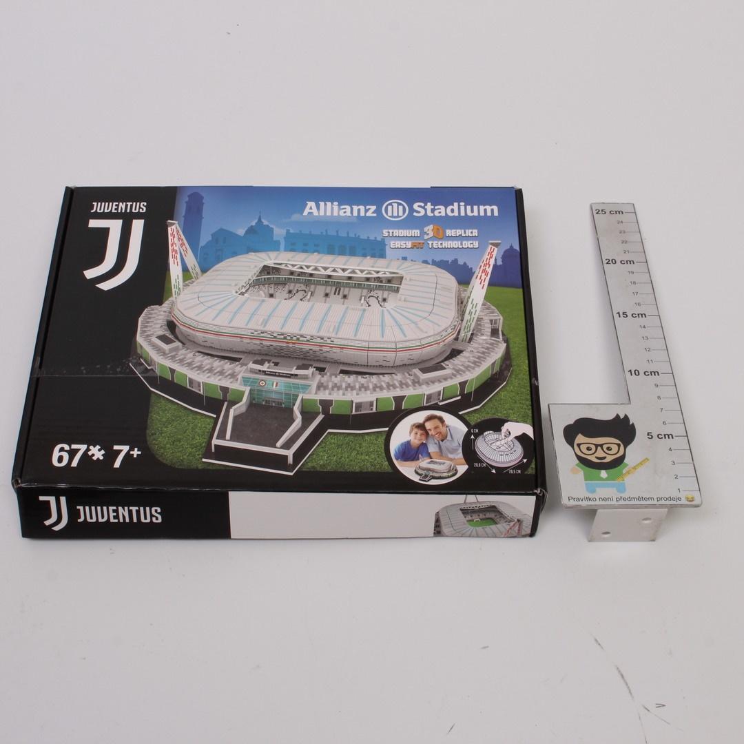 3D puzzle Juventus Allianz Stadium