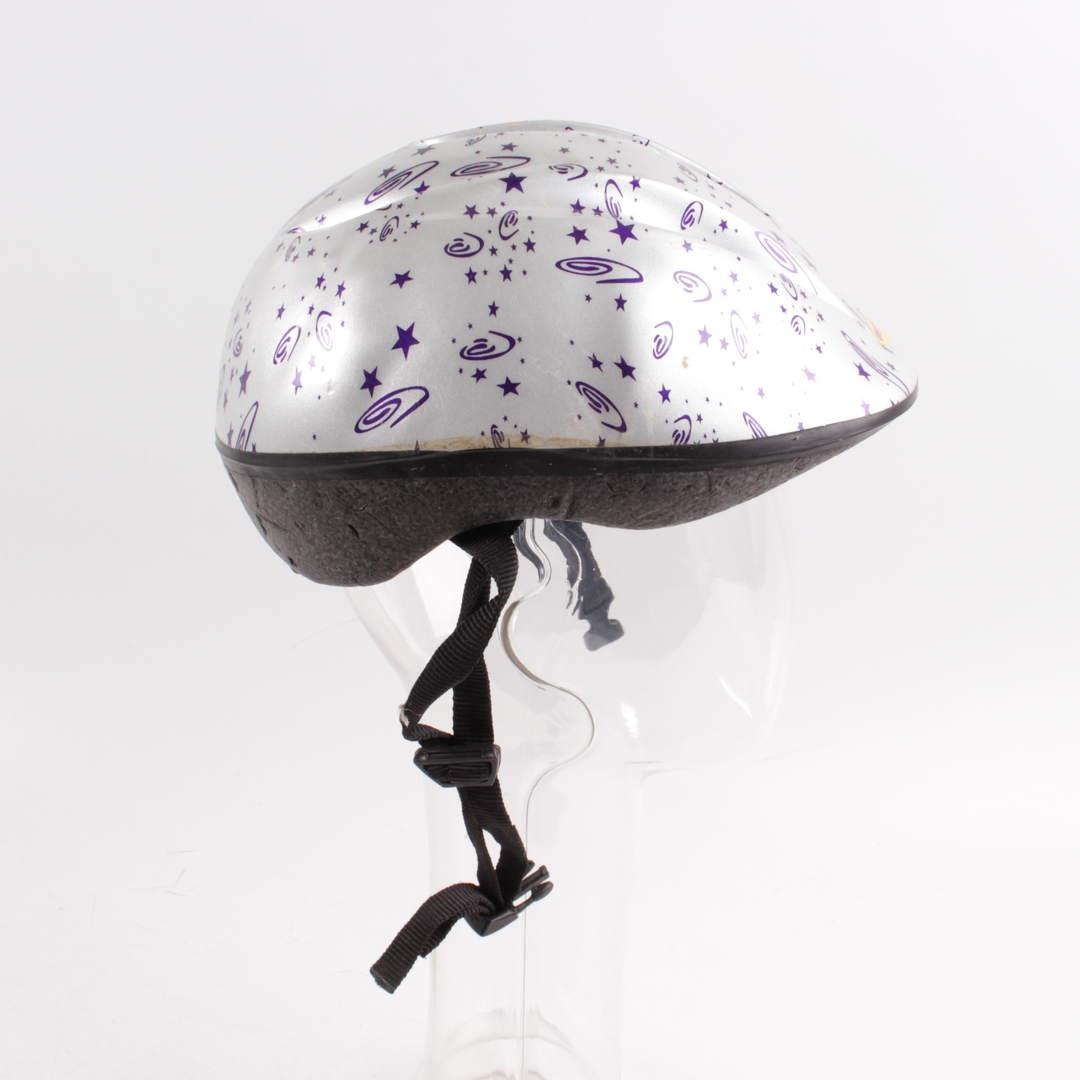 Dětská cyklistická helma Olpran
