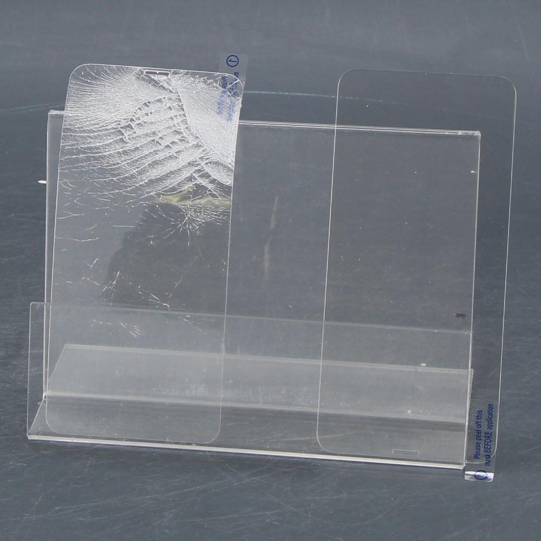 2 tvrzené skla SyncWire pro iPhone XS a X