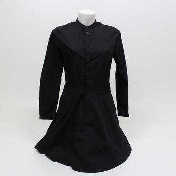 Elegantní šaty Star Raw dlouhý  rukáv