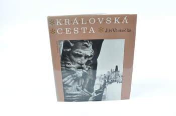 Kniha Jiří Všetečka: Královská cesta