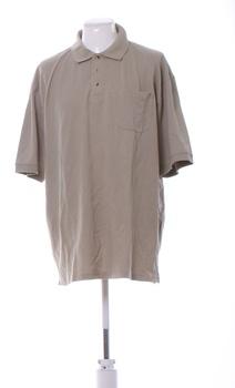Pánské tričko Ben Brix khaki
