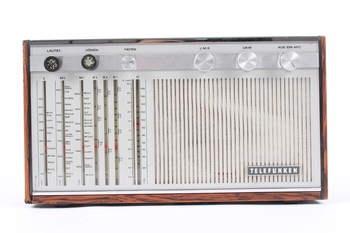 Transistorový příjímač Telefunken Atlanta de Luxe
