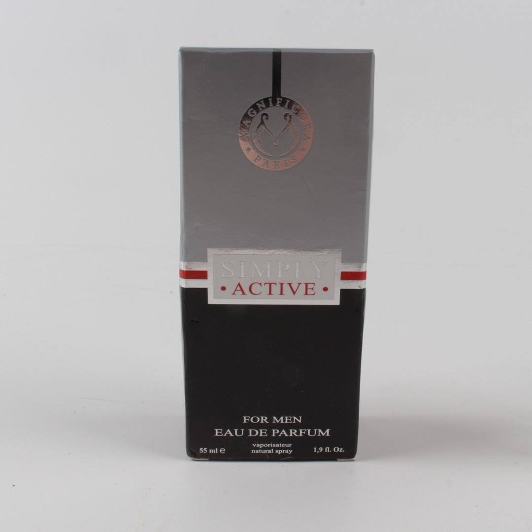 Pánský parfém Simply Active 55 ml