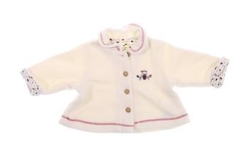 Dětský kabátek Marks & Spencer Bebe béžový
