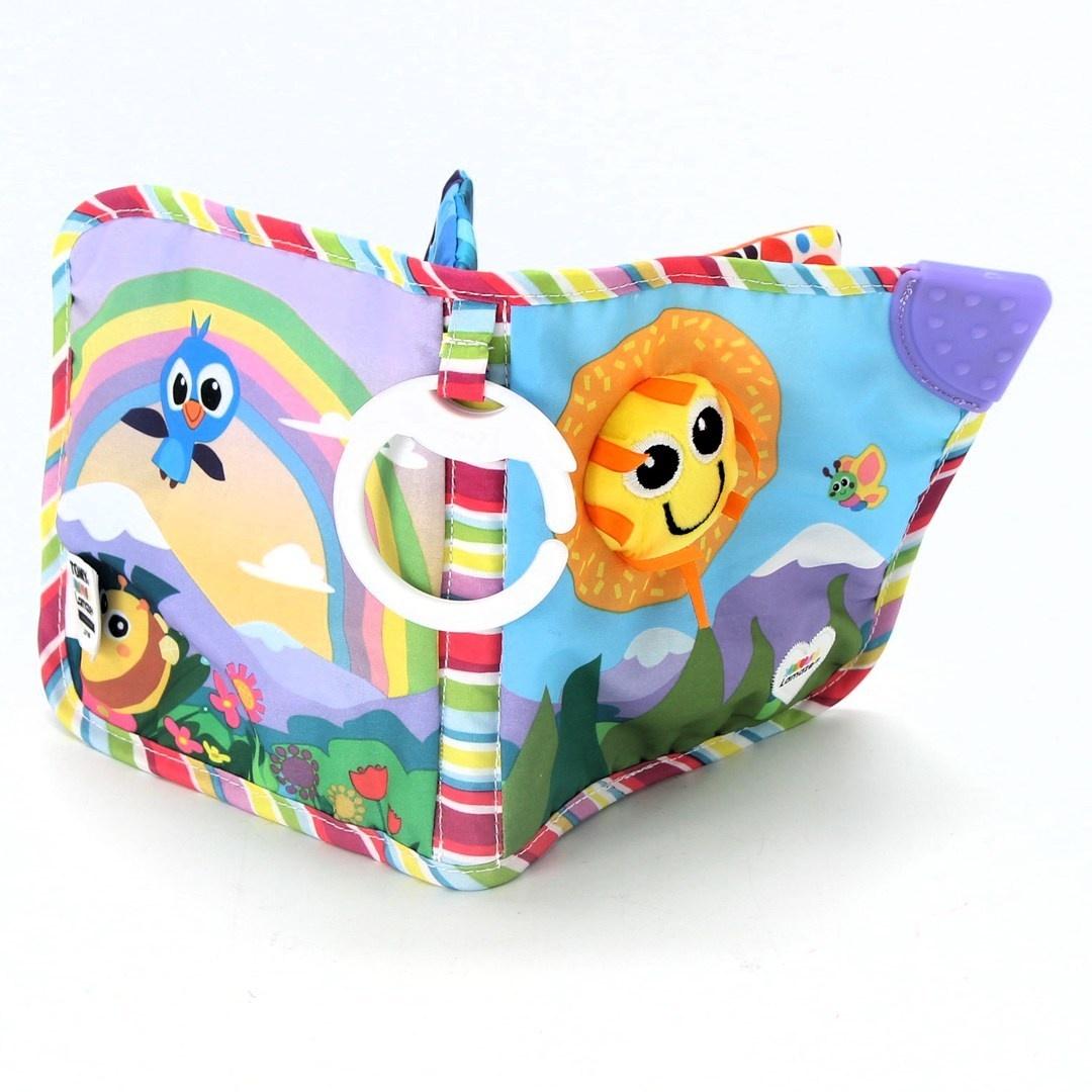 Dětská hračka knížečka se zvířaty Lamaze