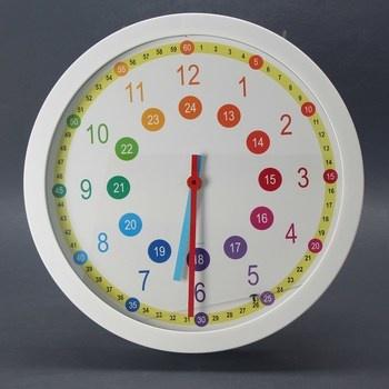 Nástěnné hodiny značky Hama