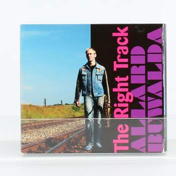 CD The Right Track Allard Buwalda