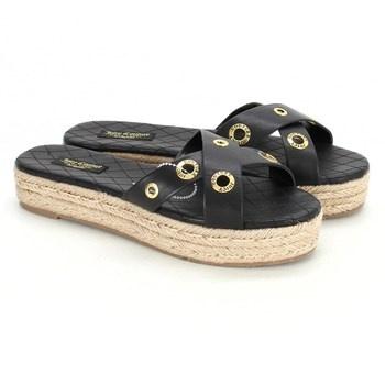 Dámské pantofle Juicy Couture černé