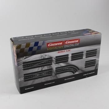 Traťové díly Carrera Digital 124 a 132 30367