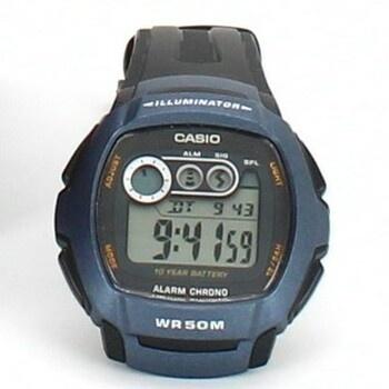 Pánské hodinky Casio W-210-1BVES