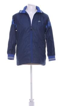 Pánská jarní bunda Nike modrá