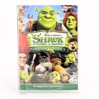 DVD Shrek zvonec a konec