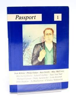 Kniha Passport