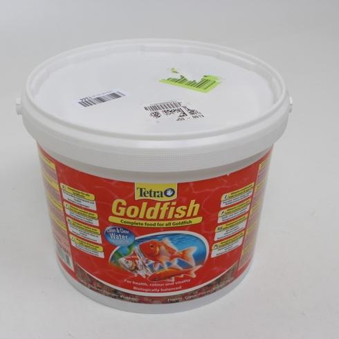 Krmivo pro zlaté rybičky Tetra 766341