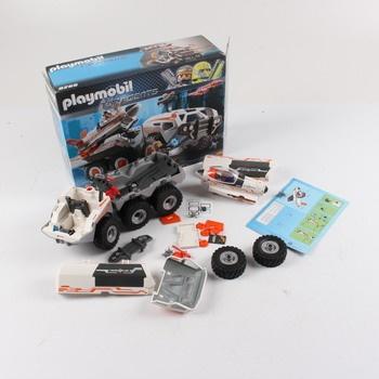 Stavebnice Playmobil 9255 Spy team