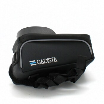 Brašna na rám kola GADISTA černá