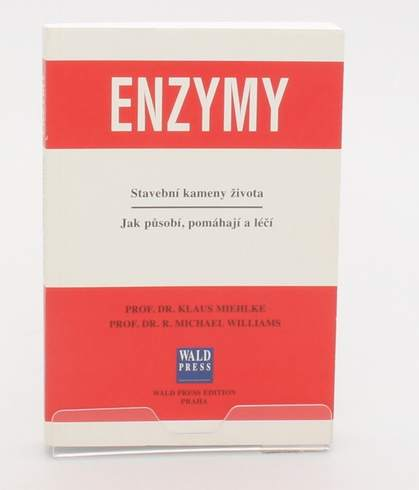 Kniha Enzymy - Stavební kameny života
