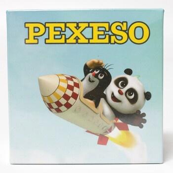 Pexeso Šikulka Panda a Little Mole