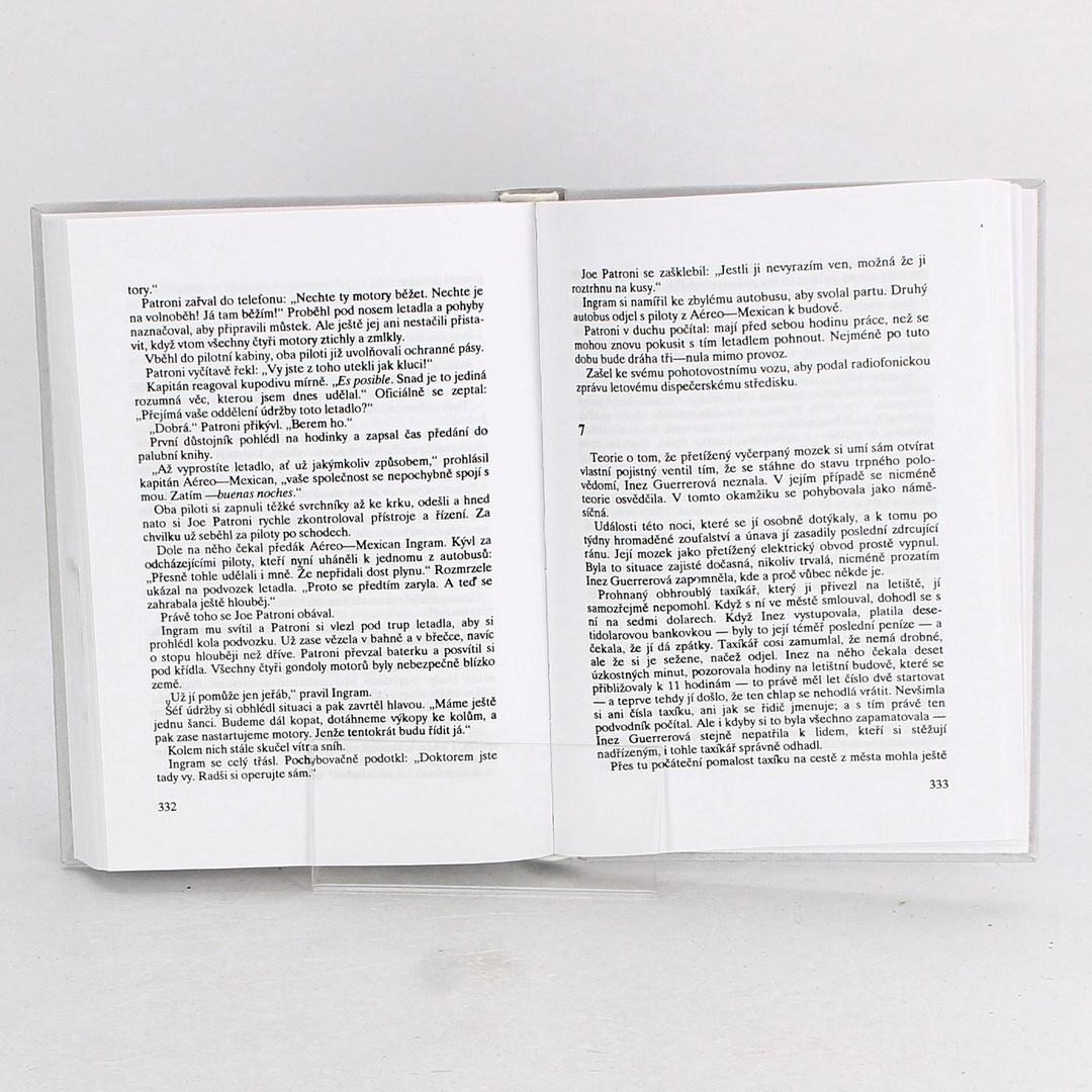 Kniha Arthur Hailey: Letiště