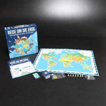 Hra Cesta kolem světa Kosmos 692773