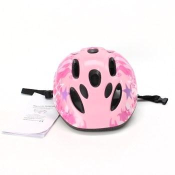 Dívčí cyklistická helma Cicli Bonin IVC304