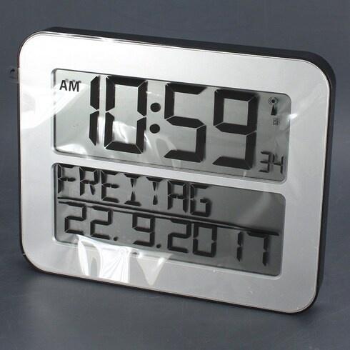 Nástěnné hodiny TFA TimeLine Max bílé