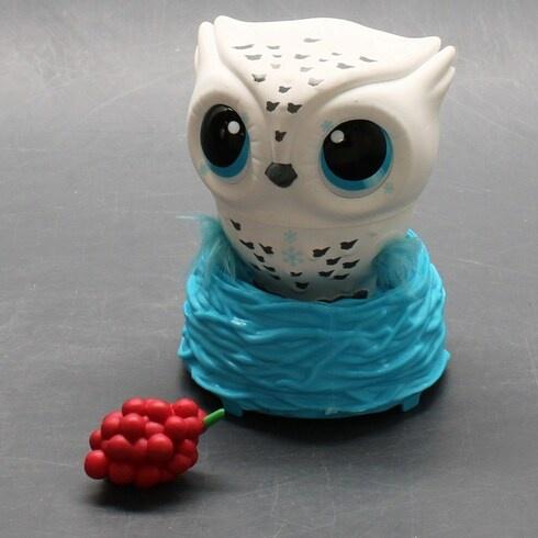 Bílá sovička Owleez 6046148