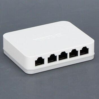 Switch D-Link GO-SW-5G/E bílý