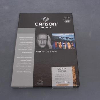 Fotografický papír Canson