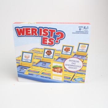 Stolní hra Hasbro Wer ist es?